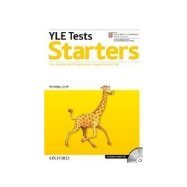 Cambridge Young Learners English Tests Starters Student's Book + CD