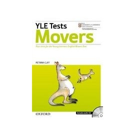 Cambridge Young Learners English Tests Movers Student's Book + CD