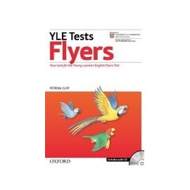 Cambridge Young Learners English Tests Flyers Student's Book + CD