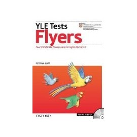 Cambridge Young Learners English Tests Flyers Teacher's Pack (Student's Book + CD and Teacher's Booklet)