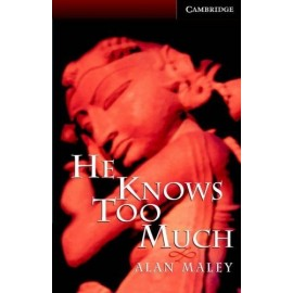 Cambridge Readers: He Knows Too Much + Audio download
