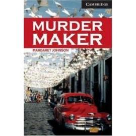 Cambridge Readers: Murder Maker + Audio download