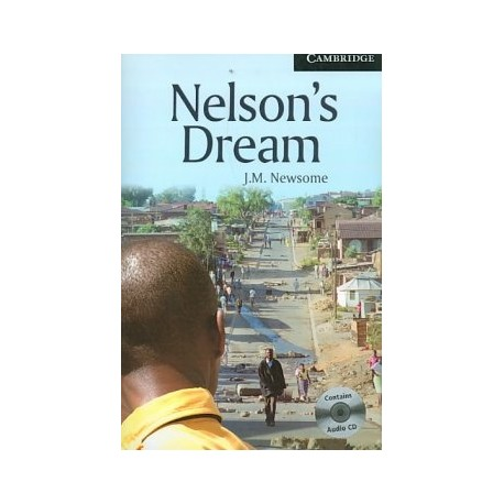 Cambridge Readers: Nelson's Dream + Audio download Cambridge University Press 9780521716048