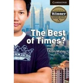 Cambridge Readers: The Best of Times? + Audio download