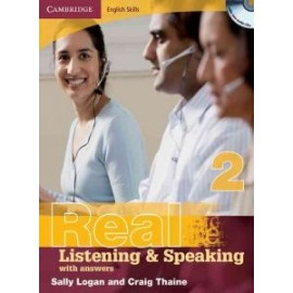 Real Listening & Speaking 2 with answers + CDs