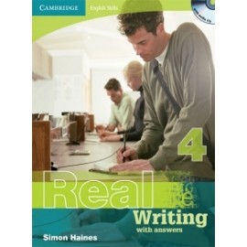 Real Writing 4 with answers + CD
