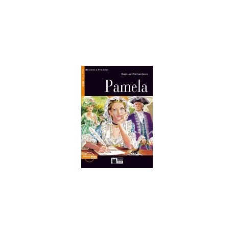 Pamela + CD Black Cat - CIDEB 9788853003331