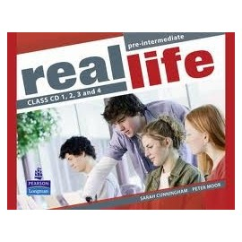 Real Life Pre-intermediate Class CD
