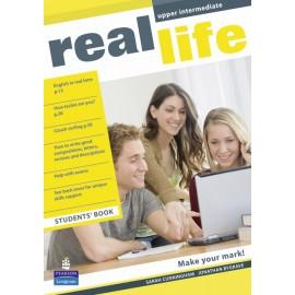 Real Life Upper-intermediate Student's Book