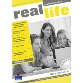 Real Life Upper-intermediate Workbook + MultiROM
