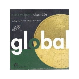 Global Intermediate Class Audio CDs