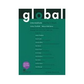 Global Intermediate Teacher's Book + Resource CD Pack