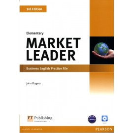 Market Leader Third Edition Elementary Practice File + CD