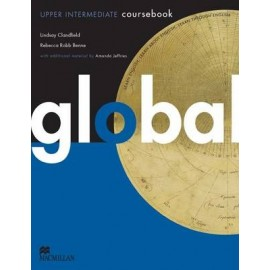 Global Upper-Intermediate Coursebook + eWorkbook Pack