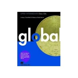 Global Upper-Intermediate Class Audio CDs