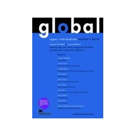Global Upper-Intermediate Teacher's Book + Resource CD Pack