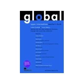 Global Upper-Intermediate Teacher's Book + Resource CD Pack