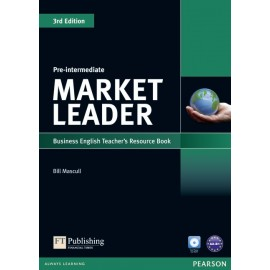 Market Leader Third Edition Pre-Intermediate Teacher's Book with Test Master CD-ROM