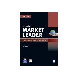 Market Leader Third Edition Intermediate Teacher's Book with Test Master CD-ROM