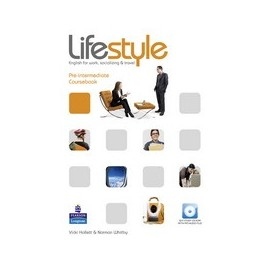 Lifestyle Pre-Intermediate Coursebook + CD-ROM