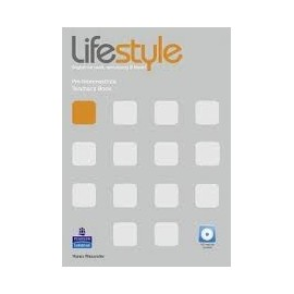 Lifestyle Pre-Intermediate Teacher's Book and Test Master CD-ROM