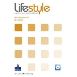 Lifestyle Pre-Intermediate Workbook + CD