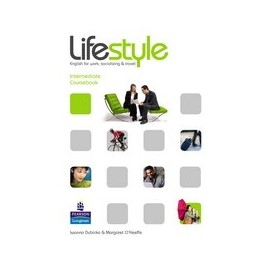 Lifestyle Intermediate Coursebook + CD-ROM
