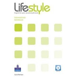 Lifestyle Intermediate Workbook + CD