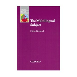 OXFORD APPLIED LINGUISTICS: THE MULTILINGUAL SUBJECT OXFORD APPLIED LINGUISTICS: The Multilingual Subject