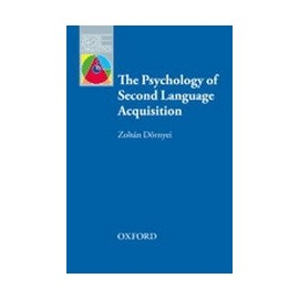 OXFORD APPLIED LINGUISTICS: Psychology Of Second Language Acquisition