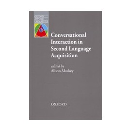 OXFORD APPLIED LINGUISTICS: Conversational Interactive In Second Language Acquisition