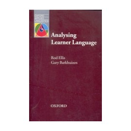 OXFORD APPLIED LINGUISTICS: Analysing Learner Language