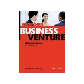 Business Venture Beginner Third Edition Student's Book + MultiROM