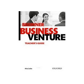 Business Venture Beginner Third Edition Teacher's Guide