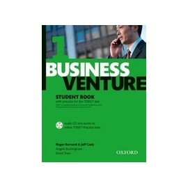 Business Venture 1 Elementary Third Edition Student's Book + MultiROM