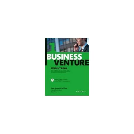 Business Venture 1 Student Book