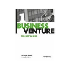 Business Venture 1 Elementary Third Edition Teacher's Guide