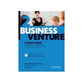 Business Venture 2 Pre-Intermediate Third Edition Student's Book + MultiROM