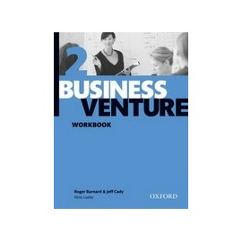Business Venture 2 Pre-Intermediate Third Edition Workbook