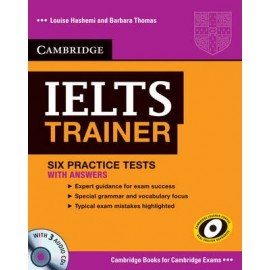 IELTS Trainer with answers + CDs