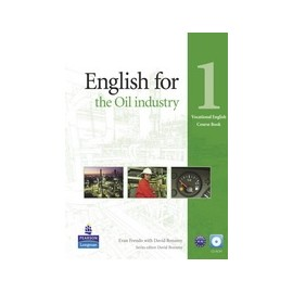 English for the Oil Industry Level 1 Coursebook + CD-ROM