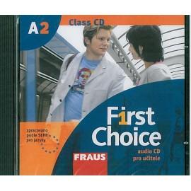 First Choice A2 Class CD