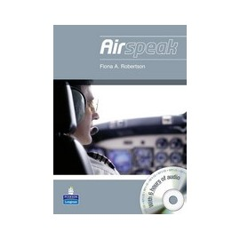 Airspeak Coursebook with CD-ROM