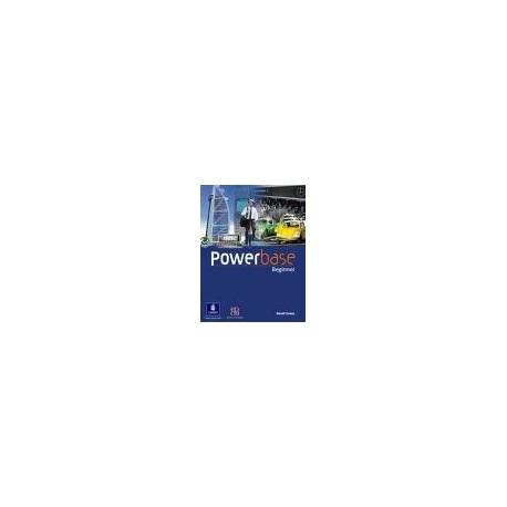 Powerbase Beginner Coursebook Longman 9780582479937