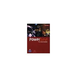 Powerbase Pre-Intermediate Coursebook + CD