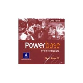 Powerbase Pre-Intermediate Study Book CD