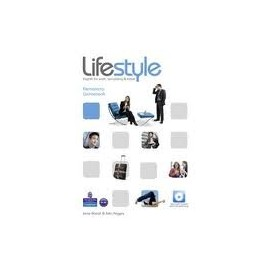 Lifestyle Elementary Coursebook + CD-ROM