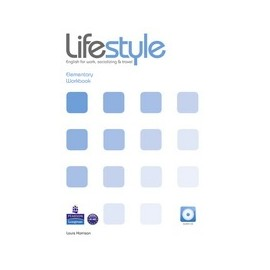 Lifestyle Elementary Workbook + CD