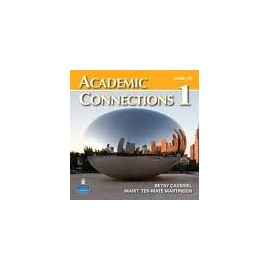 Academic Connections 1 CD
