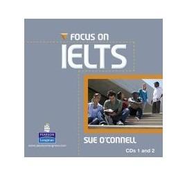 Focus on IELTS Audio CD